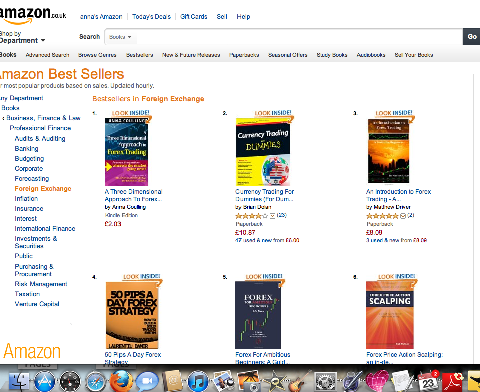 Number 1 - Best Seller on Amazon